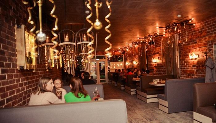 Зал Lok Bar в Керчи