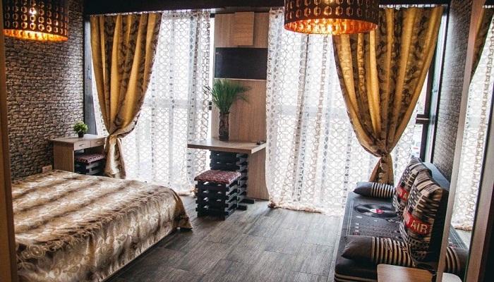 Zen Hotel в Керчи