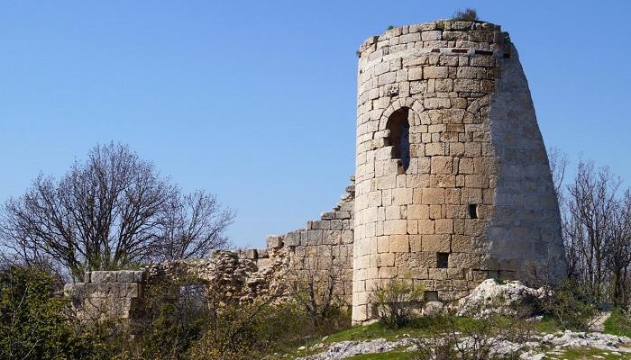 Фото Башня Сюйреньской крепости
