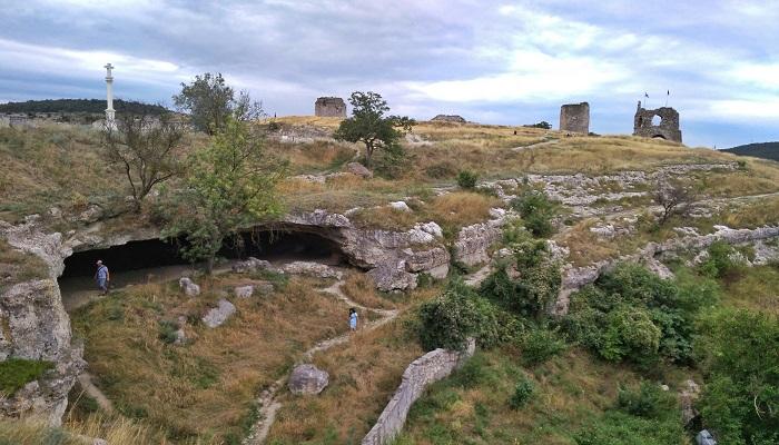 Фото Пещеры Каламита