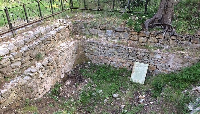 Фото Руины римской военной цитадели