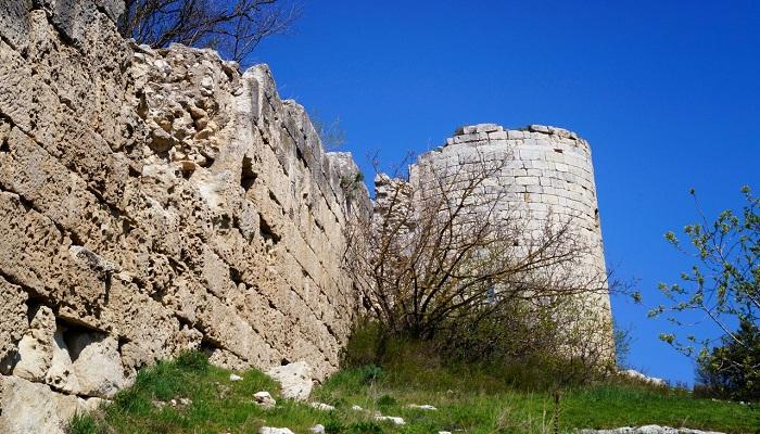 Фото Сюйреньская крепость Крым