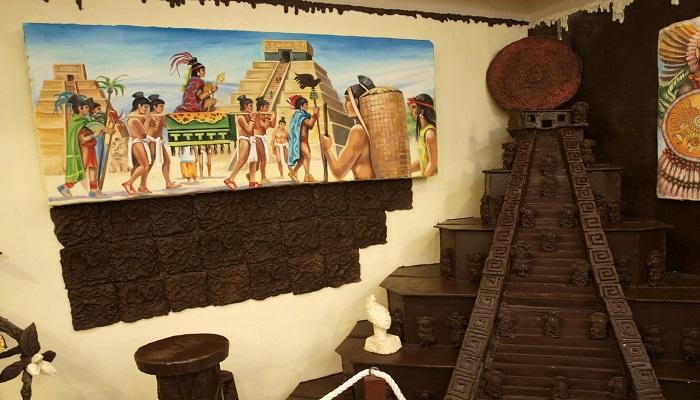 Фото Музей шоколада в Симферополе