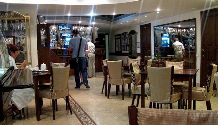 Фото Арт-кафе Salon Du Chocolat