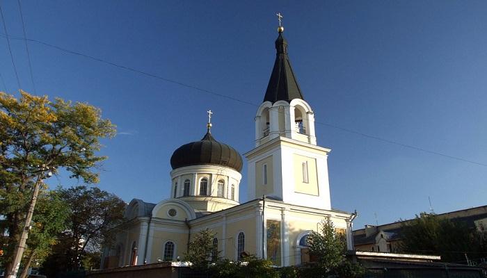 Фото Храм Петра и Павла в Симферополе
