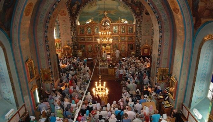 Фото Кафедральный собор в Симферополе