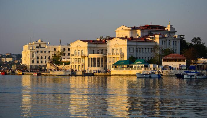 Арт-бухта в Севастополе