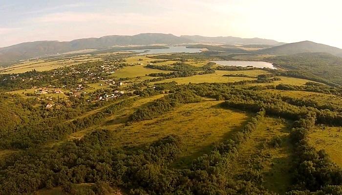 Фото Байдарская долина Крым