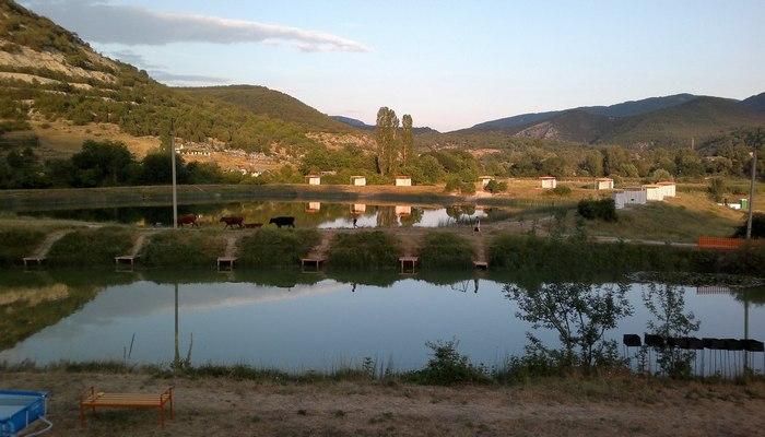 База отдыха Два пруда в Севастополе