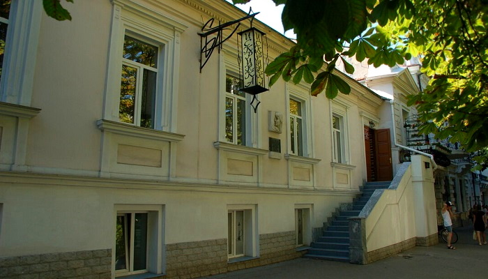 Дом Анны Ахматовой в Севастополе
