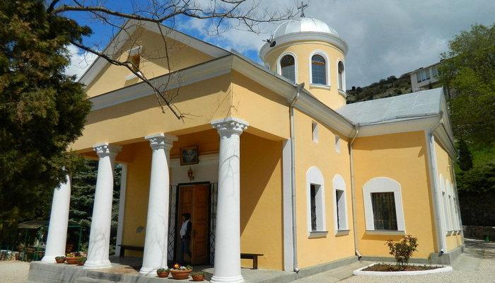 Храм 12-ти апостолов