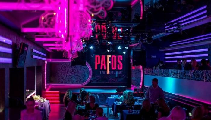 Пафос клуб ночные клубы ростова ночные кому за 30