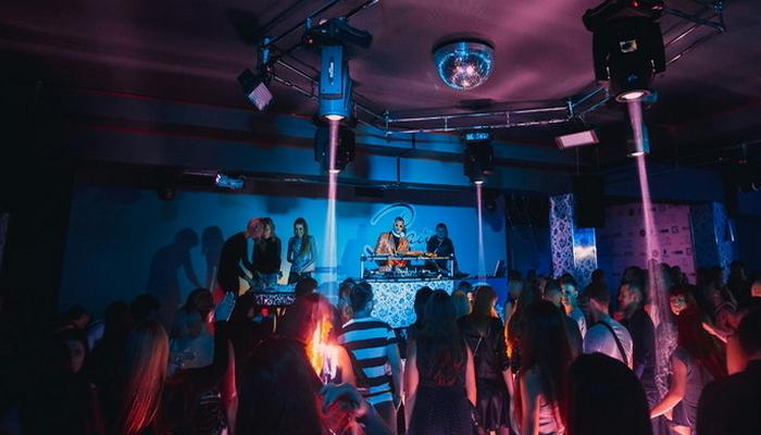 песни ночного клуба рай