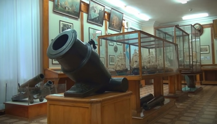 Фото Музей Черноморского Флота Крым