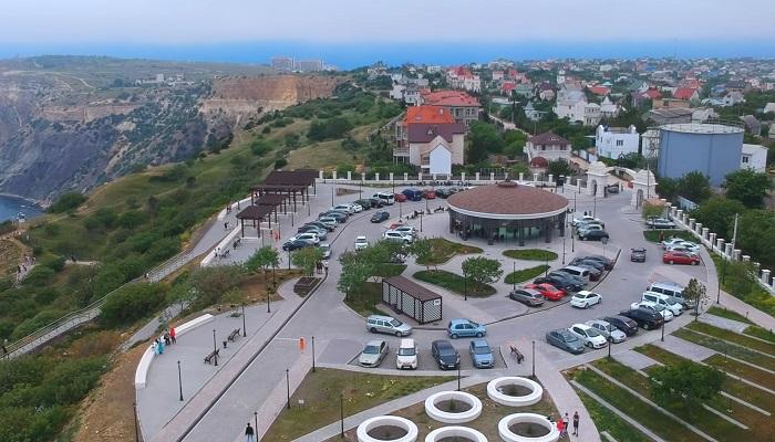 Парк на Фиоленте Севастополь