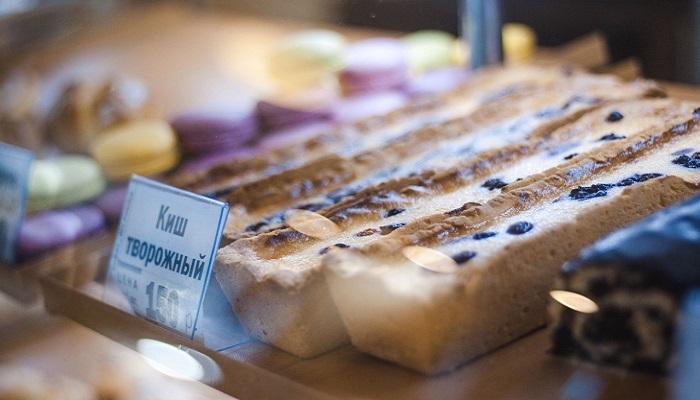 Пирожные Буфет выпечки Севастополь