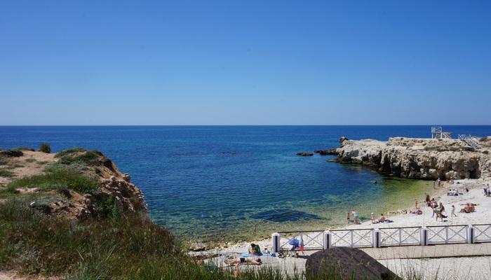 Фото Пляж Голубая бухта