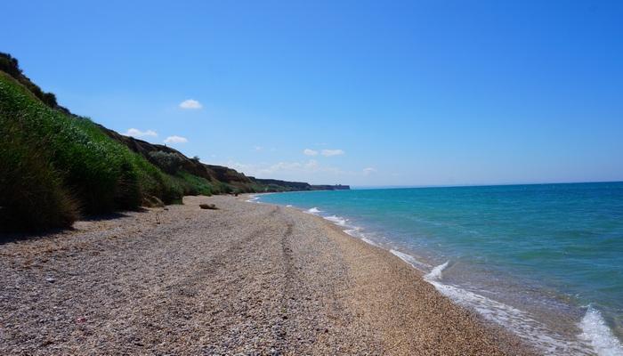 Фото Пляж Кача