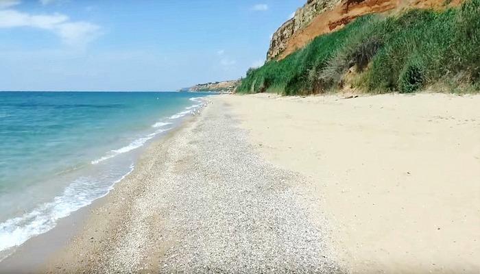 Фото Пляж Немецкая балка