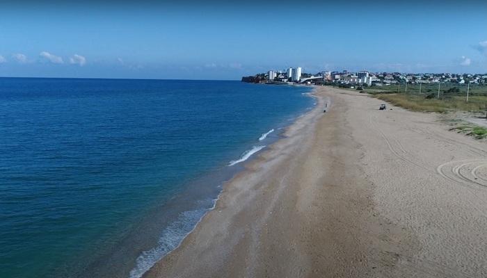 Фото Пляж Орловка