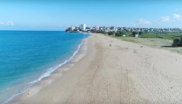 Пляж Орловка