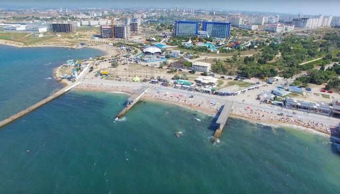 Фото Пляж Парк Победы