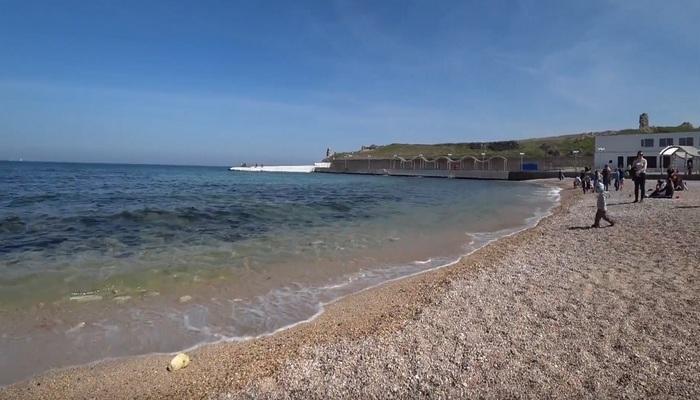 Фото Пляж Солнечный
