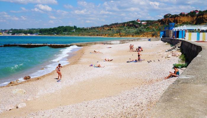 Фото Пляж Толстяк