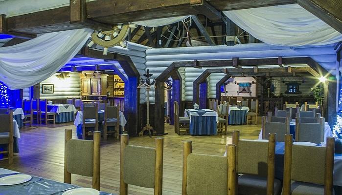Фото Интерьер ресторана Нерест в Севастополе