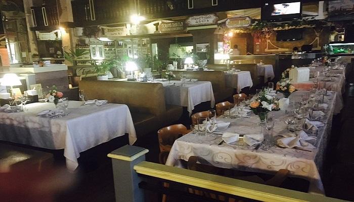 Фото Банкет в ресторане Столыпин Севастополь