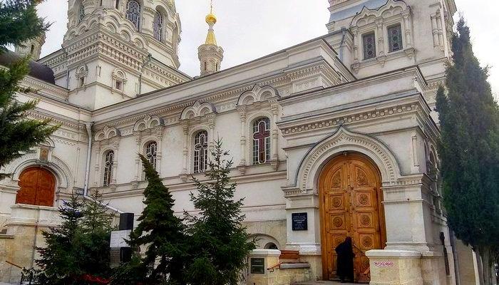 Собор Покрова Пресвятой Богородицы Севастополь