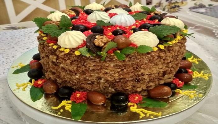 Украшенные торты на заказ в Севастополе