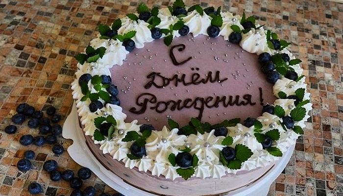 День рождения торты на заказ в Севастополе