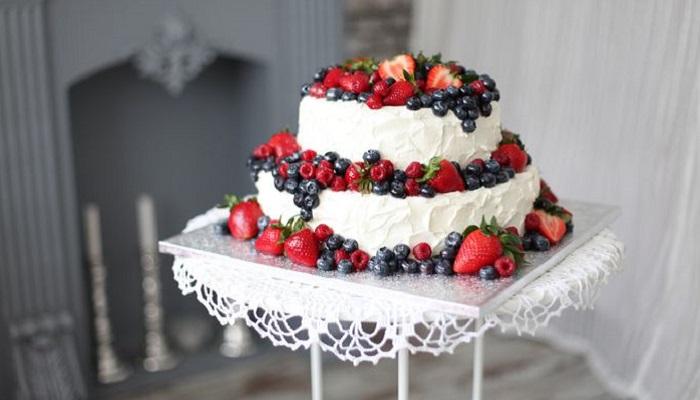 Свадебные торты на заказ в Севастополе