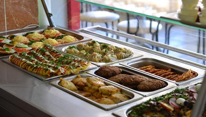 Вторые блюда Столовая Еда Севастополь