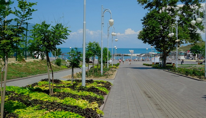 Парк Анны Ахматовой
