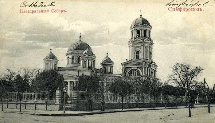 Фото Собор Александра Невского Симферополь