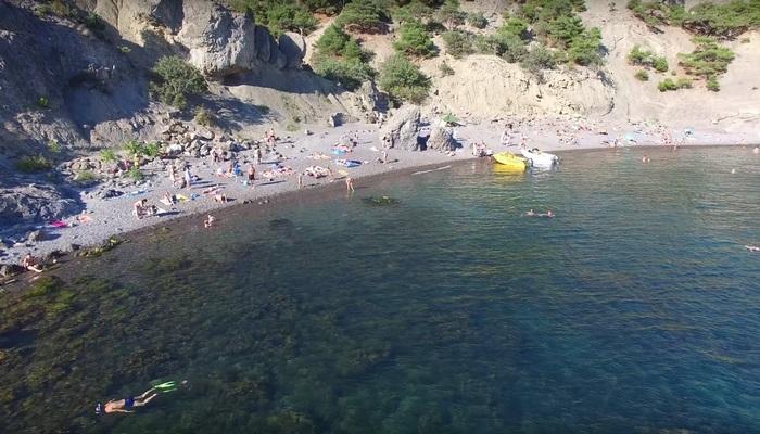 Фото Царский пляж