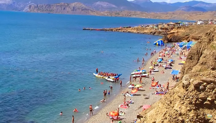 Фото пляжа Меганом