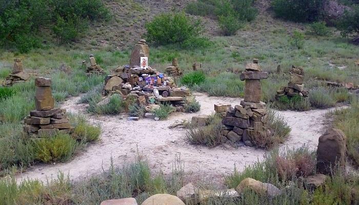 Фото Место силы рядом с городом Судак