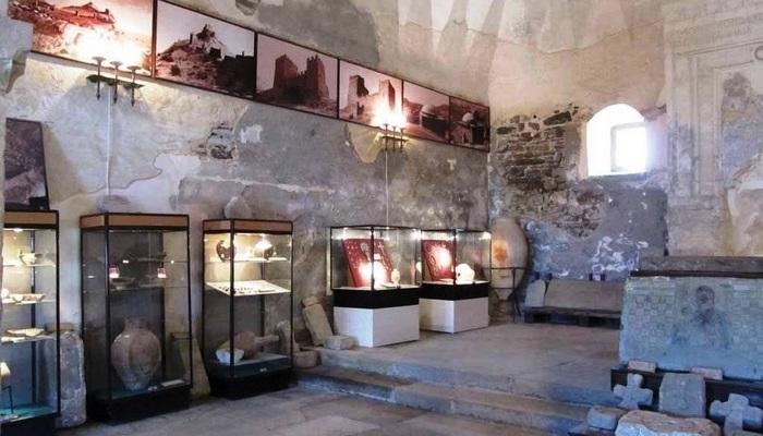 Музей судакская крепость