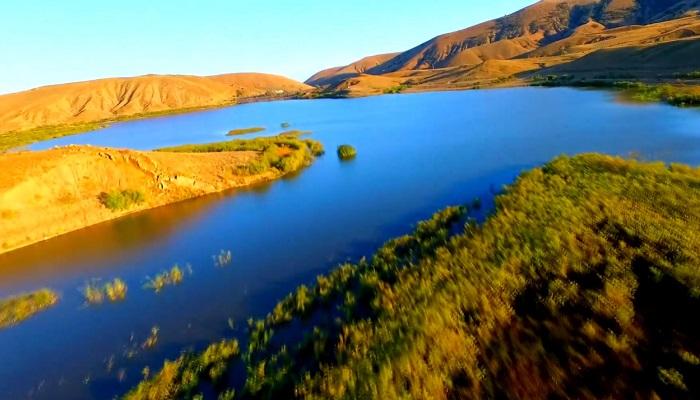 Озеро Бугаз Крым