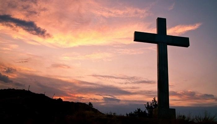 Поклонный Крест в селе Морское