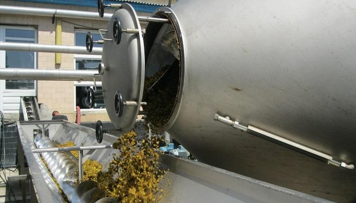 Фото Производство вина
