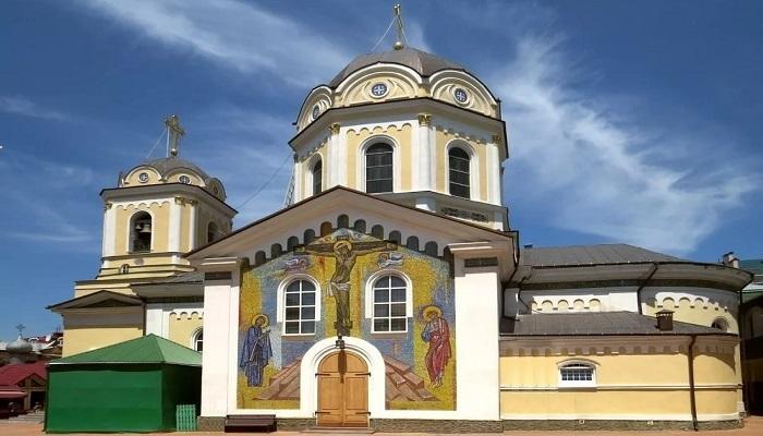 Фото Свято-Троицкий собор в Симферополе