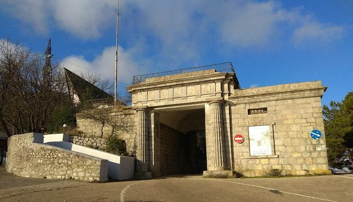 Фото Байдарские ворота