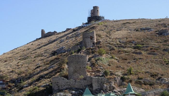 балаклава крепость чембало