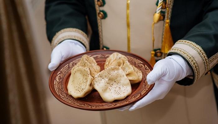 Хинкали ресторан Граф Кутузов Алушта
