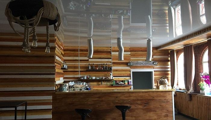 Кафе Garag в Бахчисарае Крым