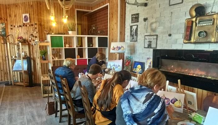 Мастер классы в Бахчисарае кафе Garag